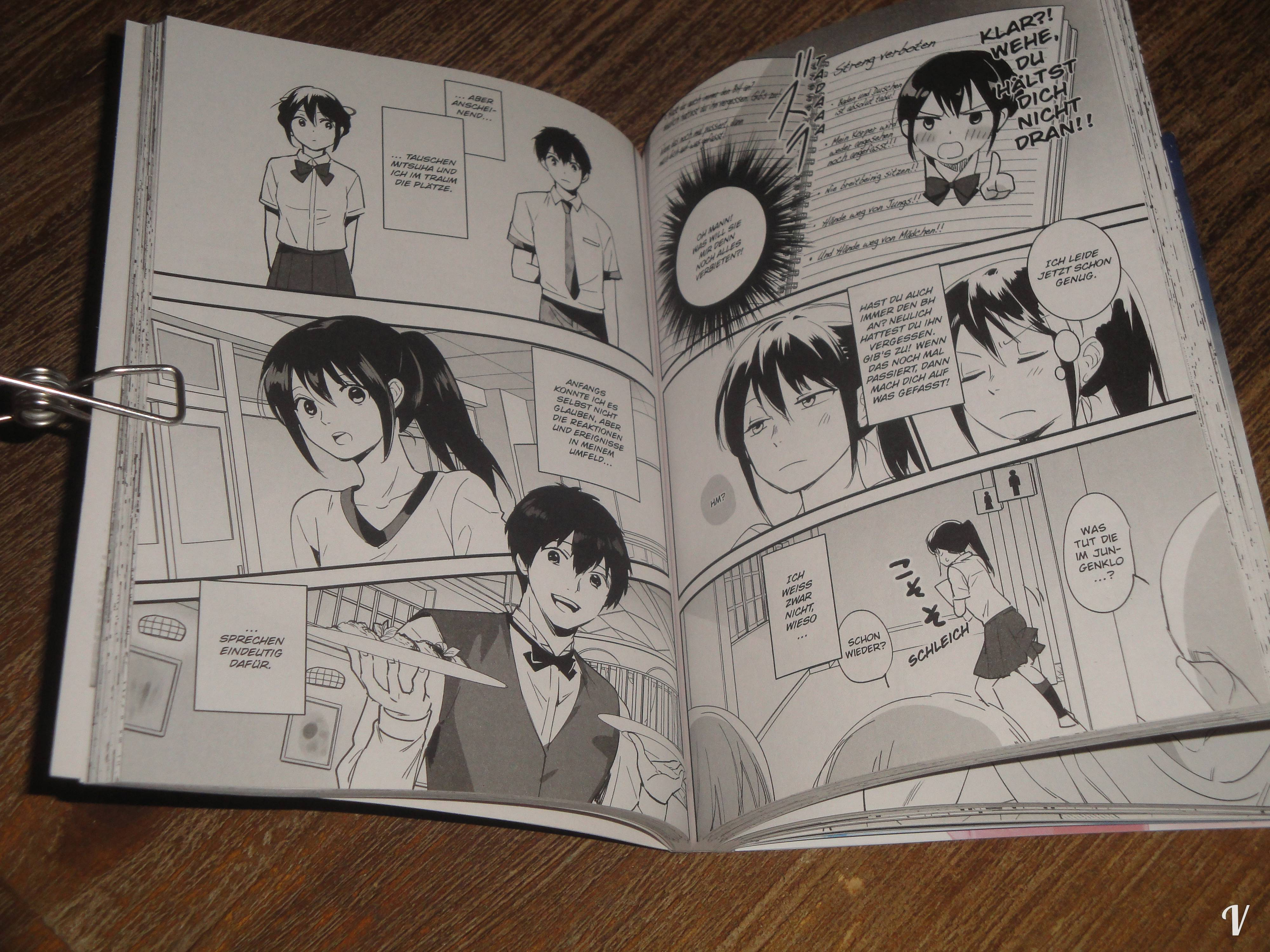 Manga] Your Name [1] - Vincisblog