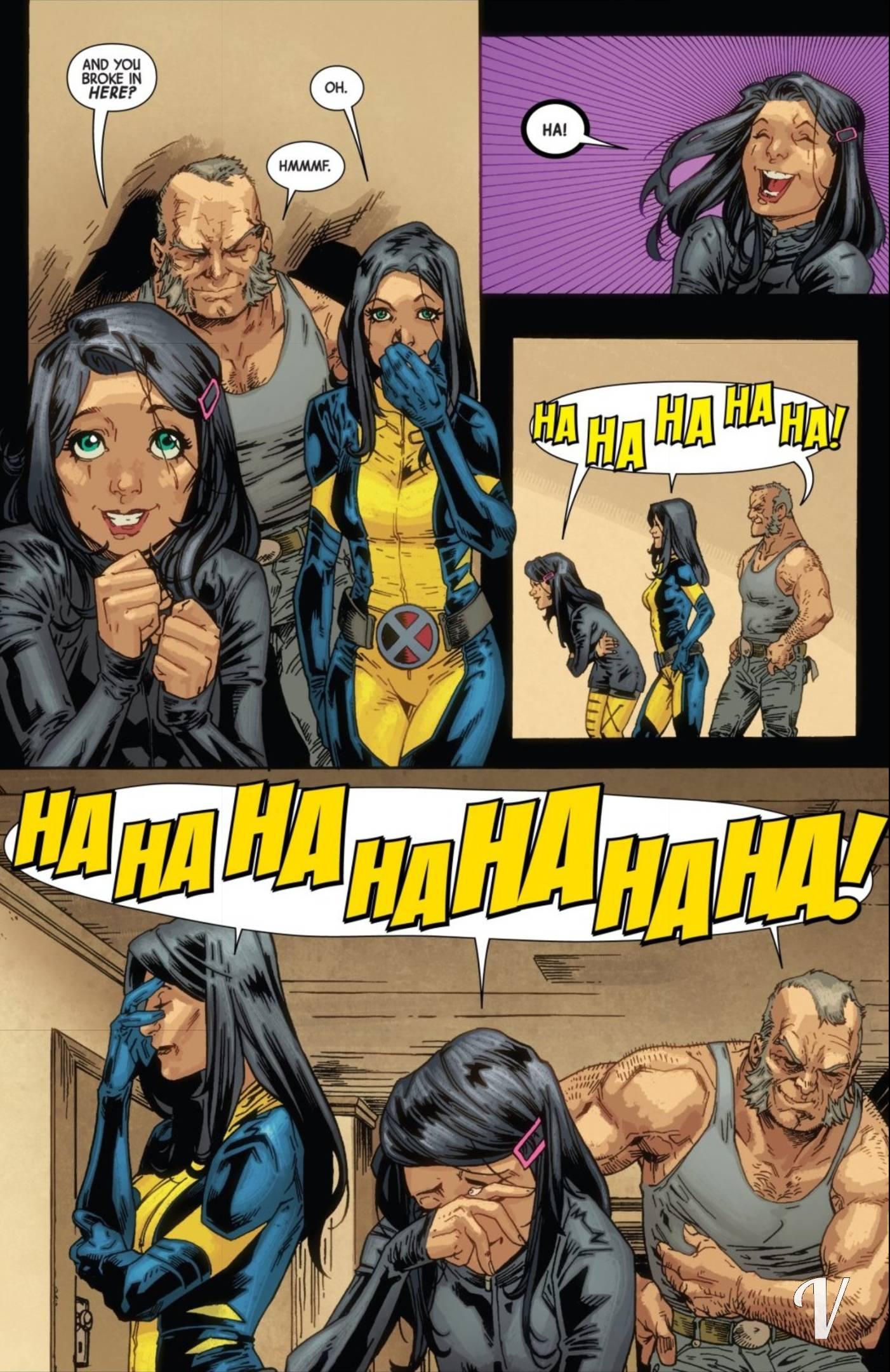 [Comic] All-New Wolverine [2] - Vincisblog